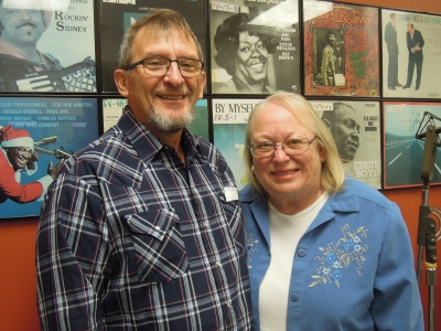 Judy and Jerry Crotsenberg