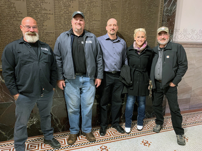 Veterans Outreach of Wisconsin members