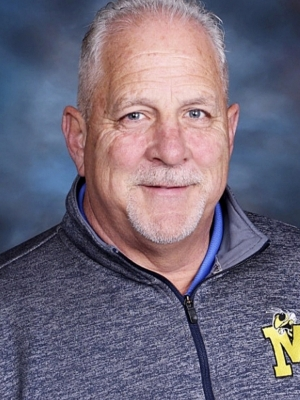 Duane Bark as superintendent and athletic director in Markesan