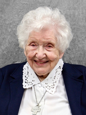 Sister Annelda Holtkamp (Courtesy of School Sisters of St. Francis)