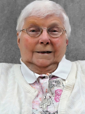 Sister Joesphine Seier (Courtesy of School Sisters of St. Francis)