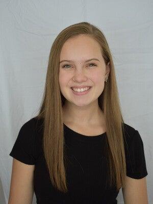 Lydia Benz, a high school student at Verona Area High School