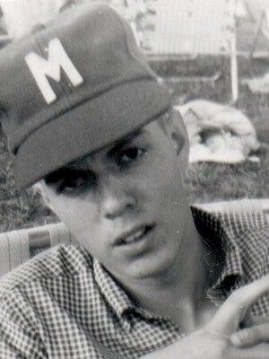 Warren Shore circa 1961.