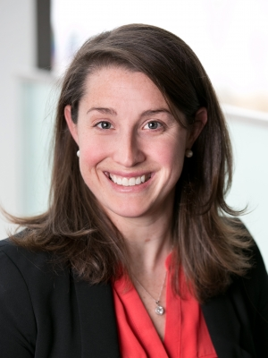Jamie Silkey, a physician assistant in orthopedic surgery