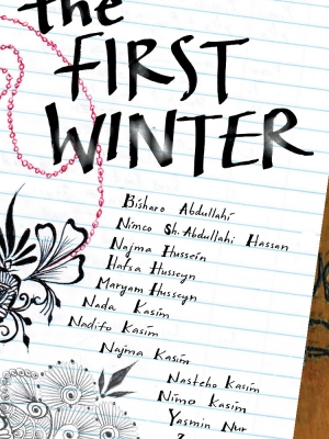 Somali, The First Winter, Two Shrews Press