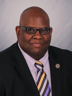 UW-Whitewater Chancellor Dwight C. Watson