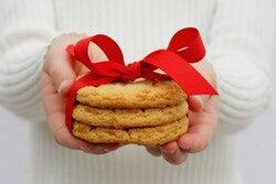 Cookies, Christmas, gifts