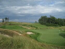 Whistling Straits Golf Course in Kohler, WI