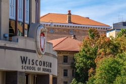 Grainger Hall, home of the University of Wisconsin-Madison School of Business.