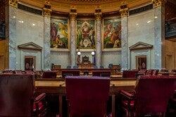 Wisconsin state Senate chamber