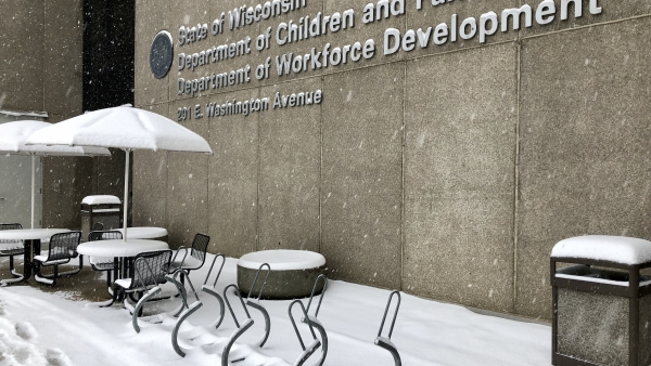 Wisconsin Department of Children and Families, Wisconsin Department of Workforce Development