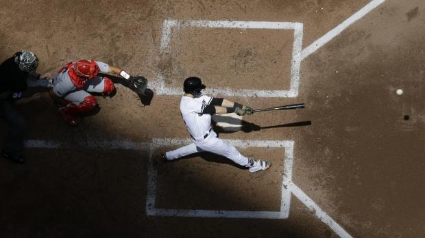 Milwaukee Brewers' Christian Yelich