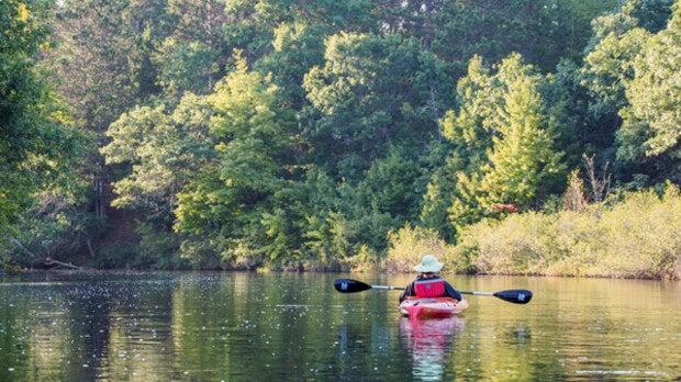 Kayaking, National Parks Service, Namekagon River