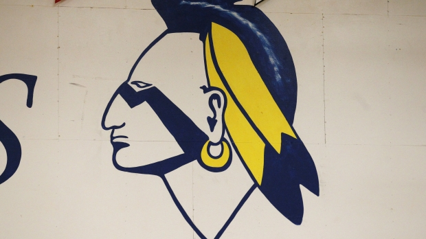 The Banks High School mascot