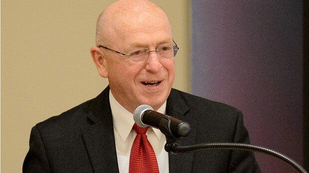 UW System President Ray Cross