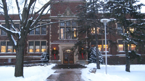 Schofield Hall at UW-Eau Claire