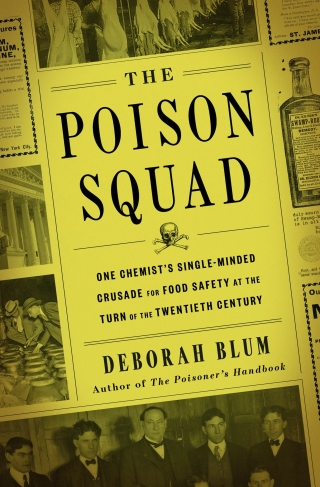 Book Cover for the Poison Squad