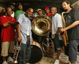 REBIRTH BRASS BAND: NEW ORLEANS' LIVING LEGACY COMING TO THE SETT AS PART OF ISTHMUS JAZZ SERIES