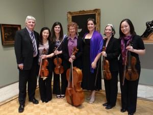 "Madison Bach Musicians Present ""The Vibrant Harpsichord"""