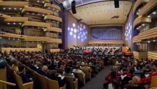 Madison Symphony Orchestra--Tine Thing Helseth play Haydn and Arutiunian