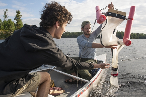 UW-Eau Claire Researchers Find Microplastics In Boundary Waters Wilderness Area