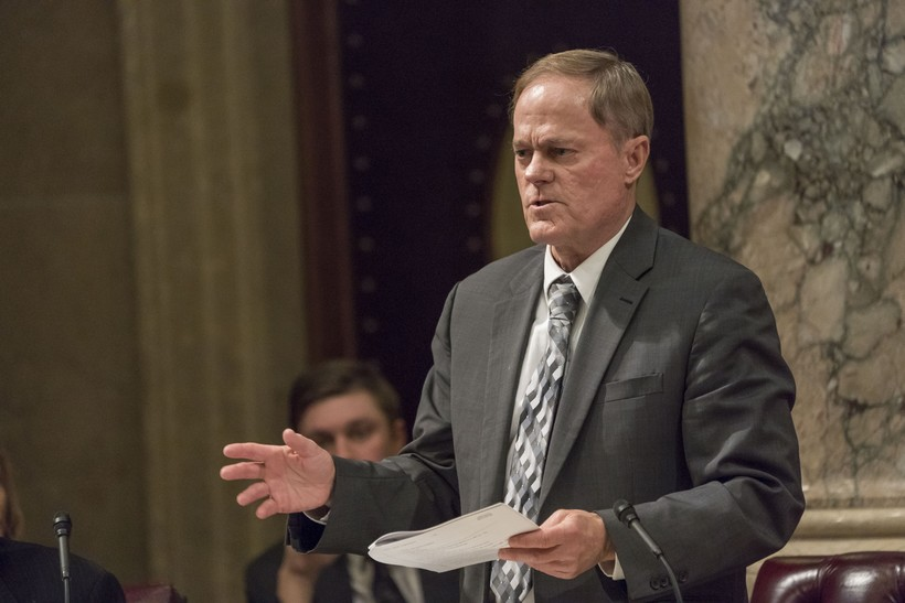 Wisconsin state Senator Rob Cowles