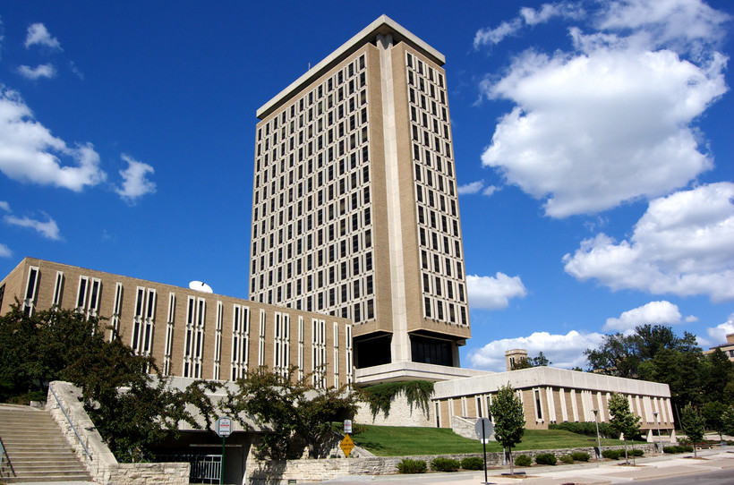 Van Hise Hall, home of University of Wisconsin System offices
