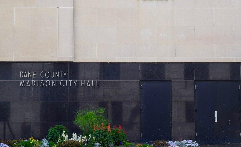 Dane County Madison City Hall