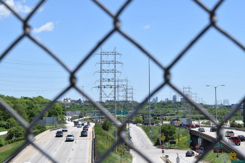 Westbound Highway 94 leaving Milwaukee