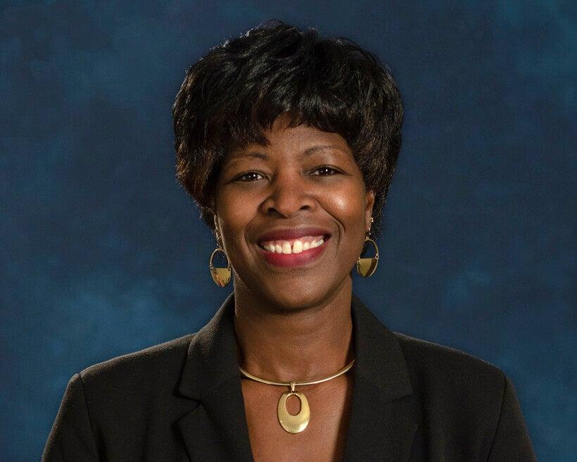 Secretary-designee Dawn Crim