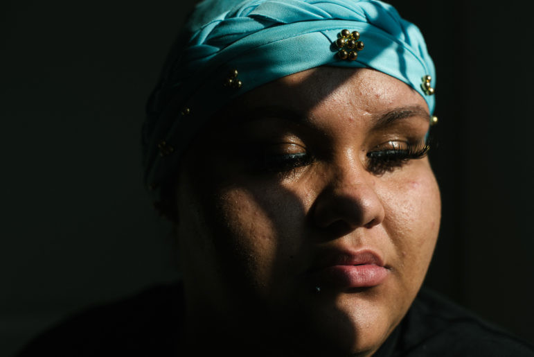 Diana Sanchez, 19, experienced homelessness while she was living in Milwaukee