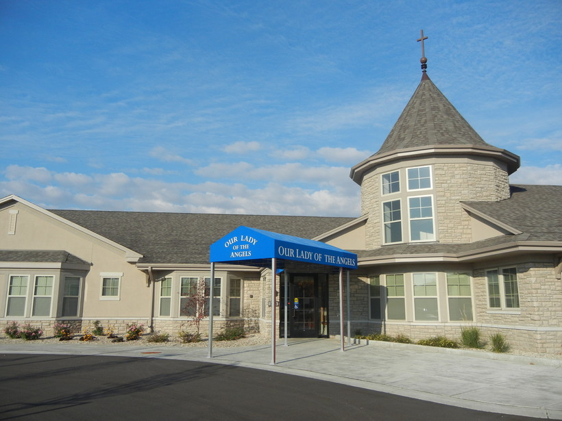 Our Lady of the Angels Convent in Greenfield