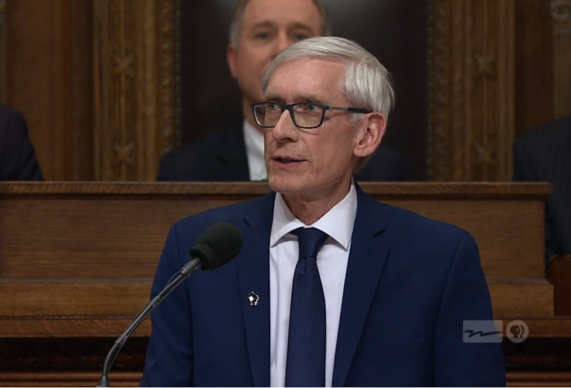 Tony Evers, State of the State, January 2019