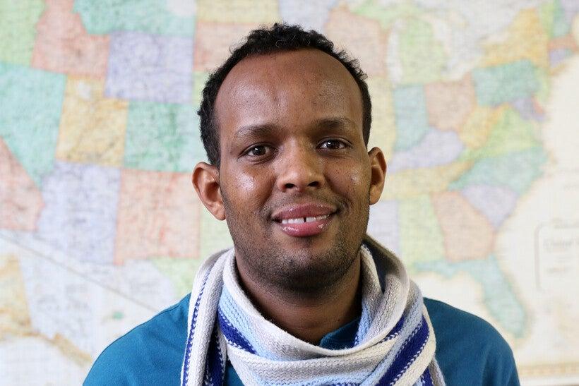 Isaak Mohamed