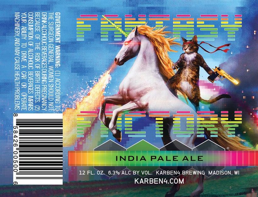 Karben4 Brewing's Fantasy Factory