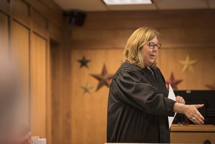 Waukesha County Judge Laura Lau