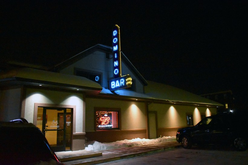 Domino Bar in Wausau