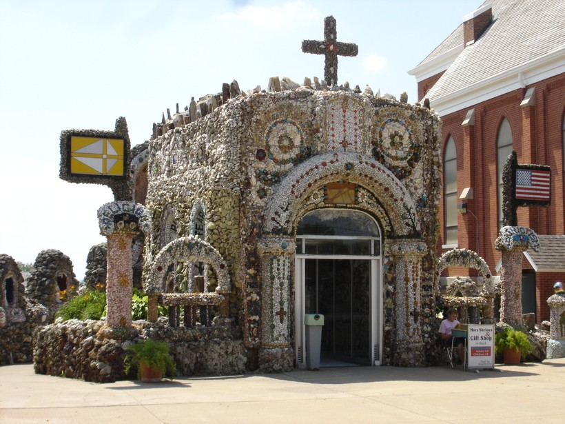 The Dickeyville Grotto and Shrines