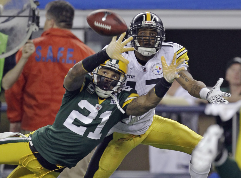 Green Bay Packers' Charles Woodson