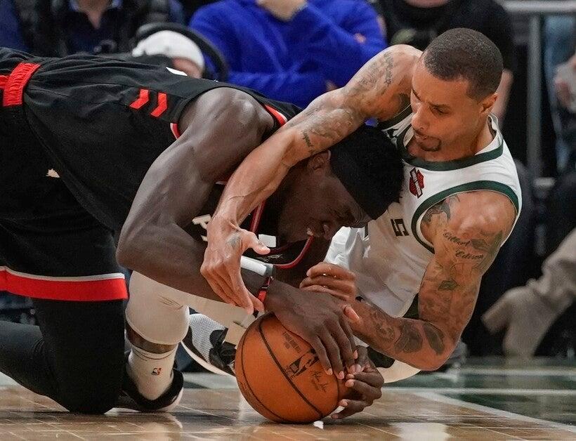 Bucks Look To Rev Up Offense In Game 2 Against Raptors