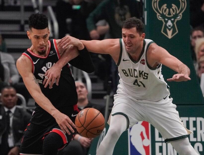 Milwaukee Bucks' Nikola Mirotic