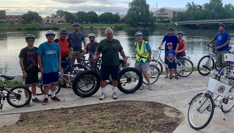 Wisconsin Rapids bike share