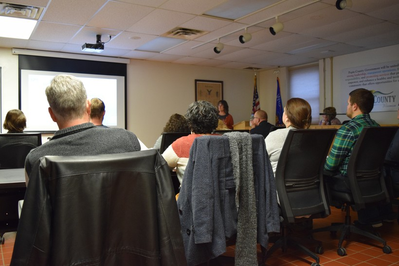 Pepin County suicide prevention training