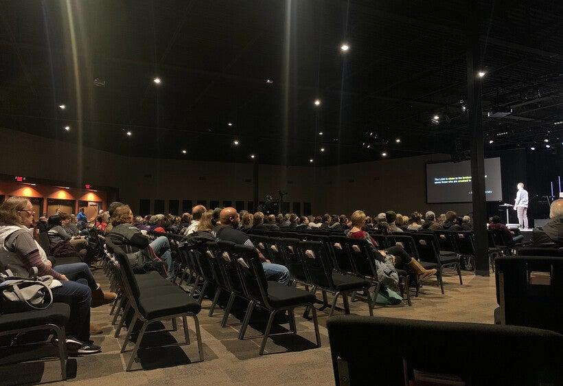 Ridge Community Church lead pastorMark Weigt