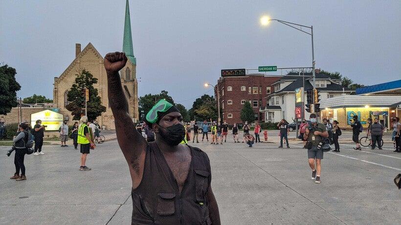 kenosha, protests