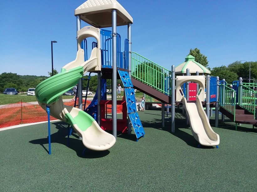 all-inclusive playground at Elver Park on Madison's west side