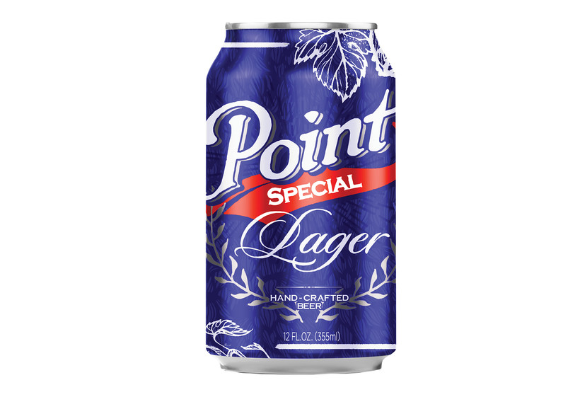 Stevens Point Brewery's Special Lager