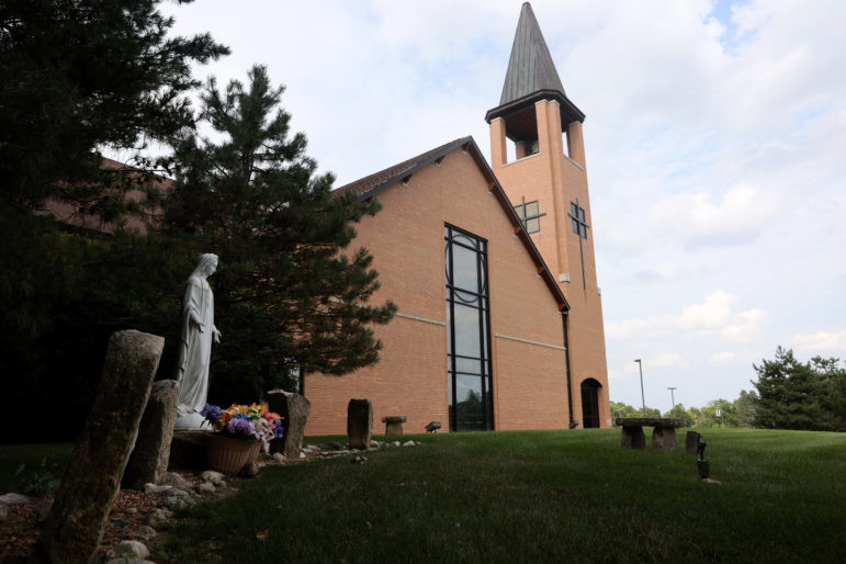 Queen of Apostles Church in Pewaukee