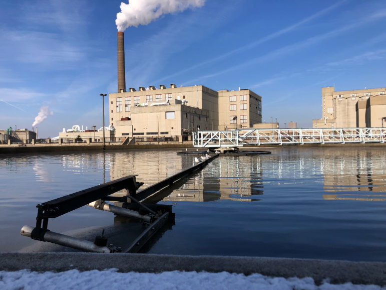 Jones Island Water Reclamation Facility