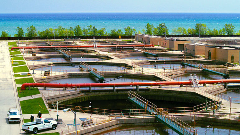 South Shore Water Reclamation Facility